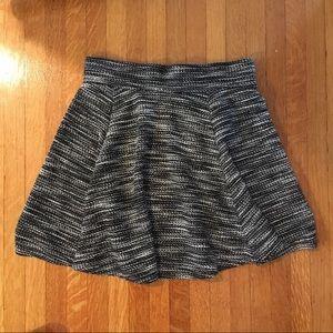 H&M Divided Fit & Flare Mini Skirt